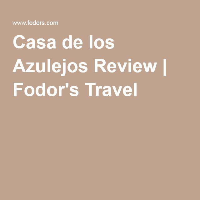 Casa de los Azulejos Review | Fodor's Travel Tile house in historico central