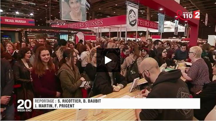 Surprise - Livre Paris 2017
