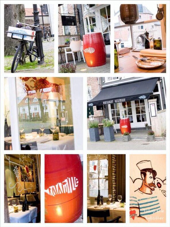 Restaurant Ratatouille Vishmarkt Harderwijk Fotografie ByEsther