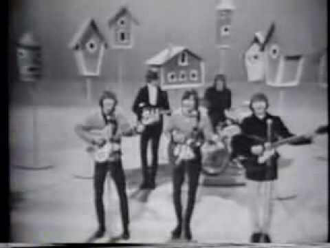 "The Byrds third appearance on TV.  Tambourine Man  The band made their national televison debut just three days before this broadcast, 5/8/65 on ""Shivaree"".    This is a very interesting video for many reasons.    First, Gene Clark is on a Fender Xll 12 string guitar (As opposed to Tambourine), Gene & David's vocal mics are not in the mix until the second chorus.    ..."