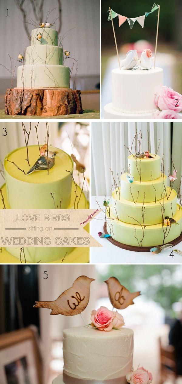 25 Best Ideas About Bird Wedding Themes On Pinterest
