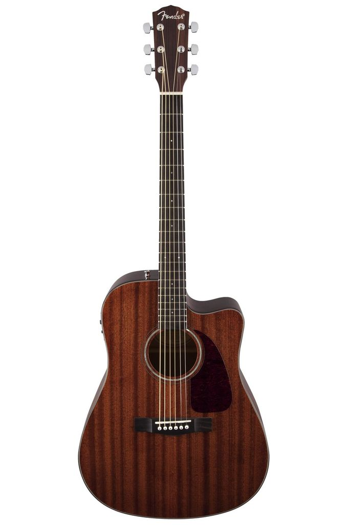 Fender CD-140SCE All Mahogany Acoustic Guitar