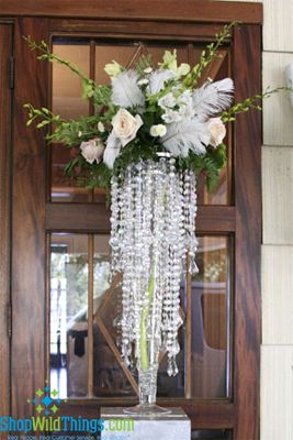 111 Best Images About Centerpieces On Pinterest Peacocks