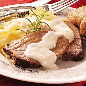Celebration Roast - i like my roast but might try the gravy?