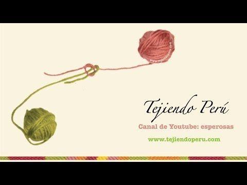Cómo evitar que el tejido se enrolle ni se doble (VOLUMEN MEJORADO) - YouTube