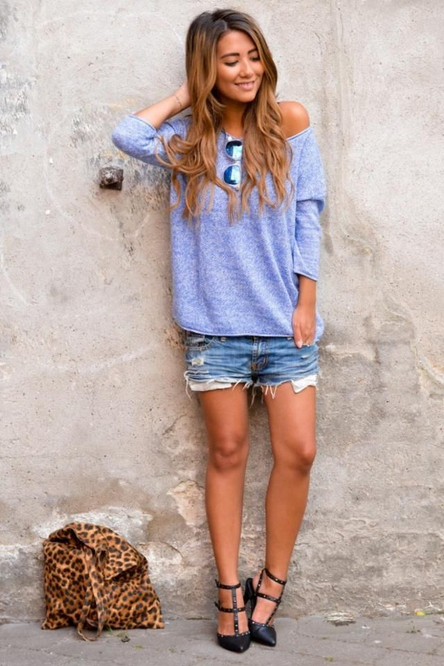 Summer/Spring 40 Fashion Inspiration Outfits