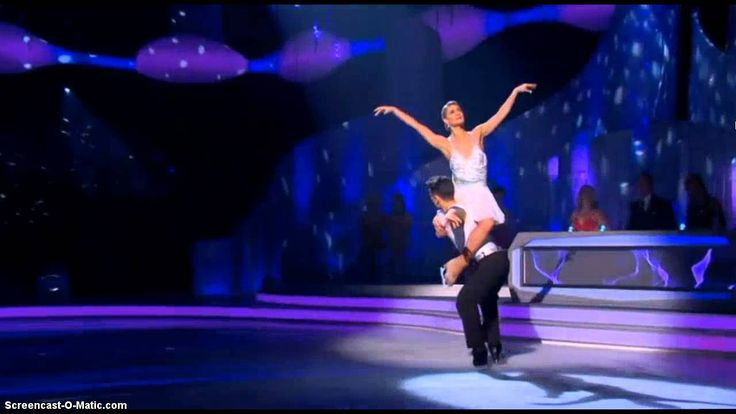 Ray Quinn Dancing On Ice Week 7