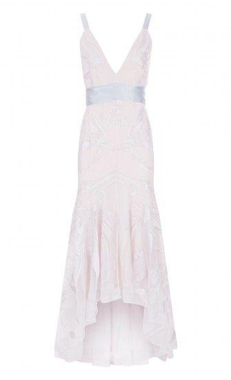Strappy Mast Dress