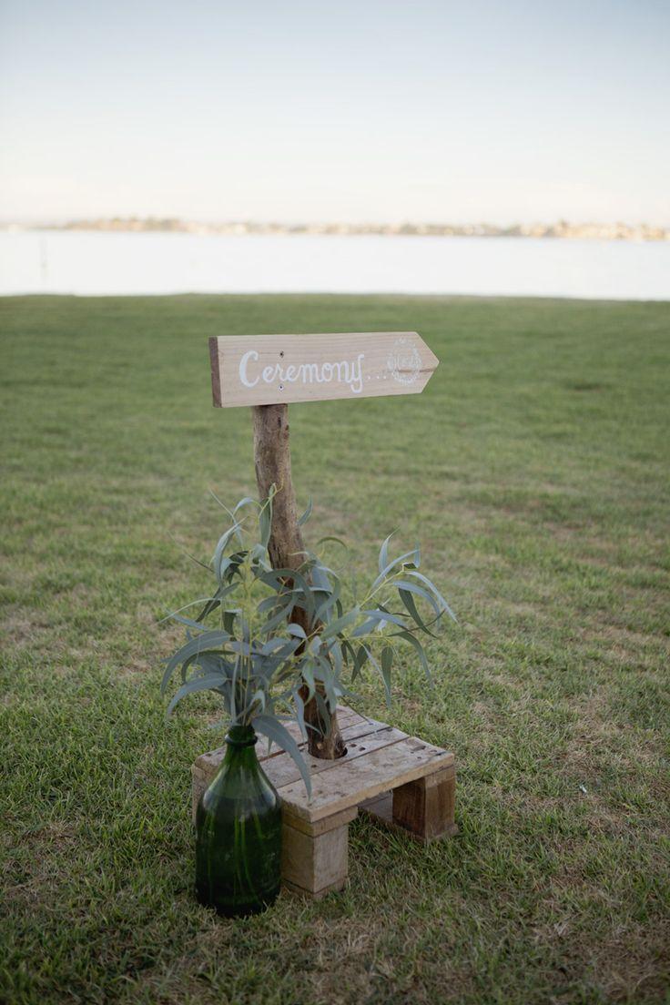 Romantic Perth Waterside Wedding | Photo by Fields + Skies http://www.fieldsandskies.com.au/