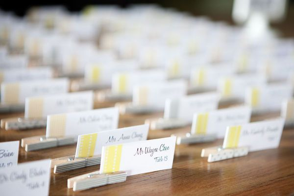 innovative place cards