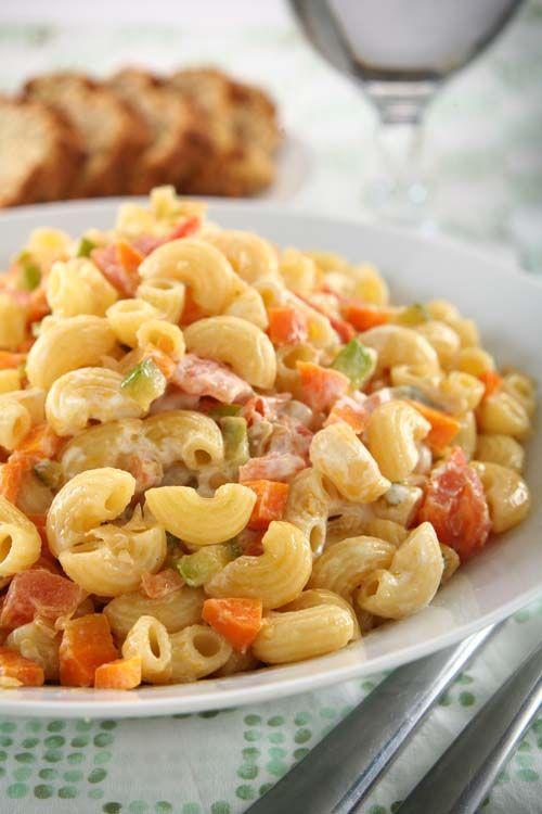 Receta Fideos con salsa de vegetales de Casancrem