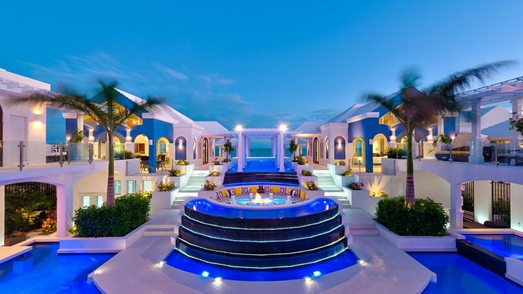 Million dollar ocean homes around the world-Turks and Caicos Islands