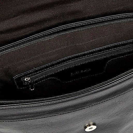 Kleine zwarte rugzak - rugzakken - tassen - heren