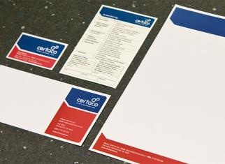 Certaco Plant and Equipment Hire | Stationery Set - Designed by Jack in the box