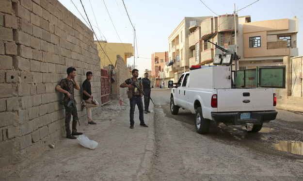 """Ramadi Has Fallen:"" ISIS Seizes Key Iraqi City After Troops Flee - BuzzFeed News"