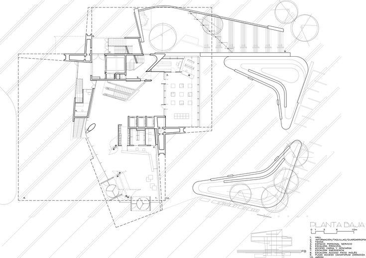 Mejores 34 im genes de espacio libre en pinterest dise o for Estudios arquitectura zaragoza
