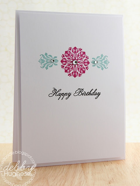 lovely birthday: Limes Doodles, Cards Ideas, Happy Birthday, Cards Birthday, Birthday Cards, Handmade Cards, Cas Cards, Stampin Up, Simple Cards