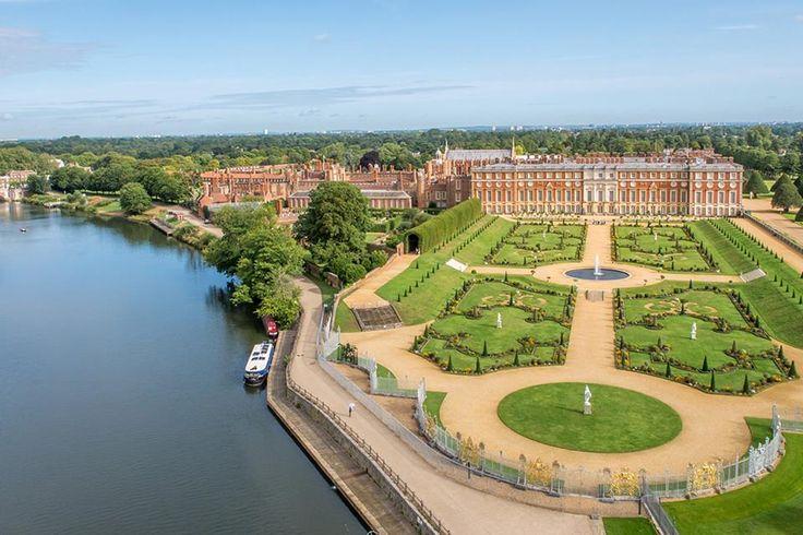 Hampton Court Palace #RePin by AT Social Media Marketing - Pinterest Marketing Specialists ATSocialMedia.co.uk