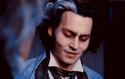 Sweeney todd, exactly how i look after ive done something wrong that was fun