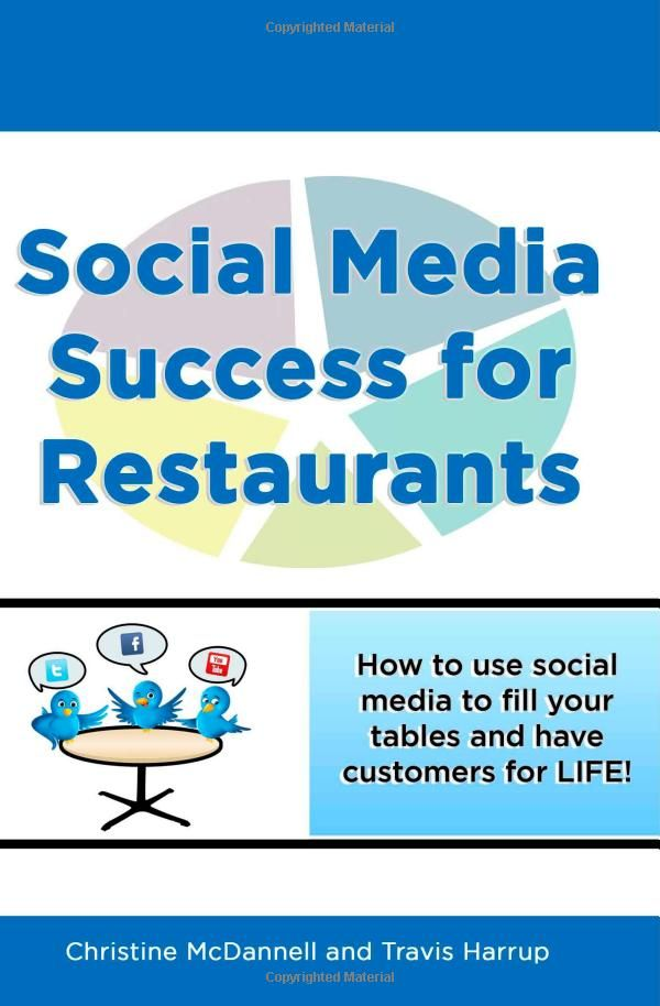 How to successfully use social media for restaurant marketing!