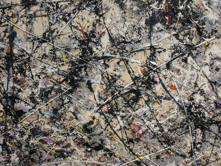 jackson pollock   ... del Animo: Creatividad y Trastorno Bipolar: Caso de Jackson Pollock