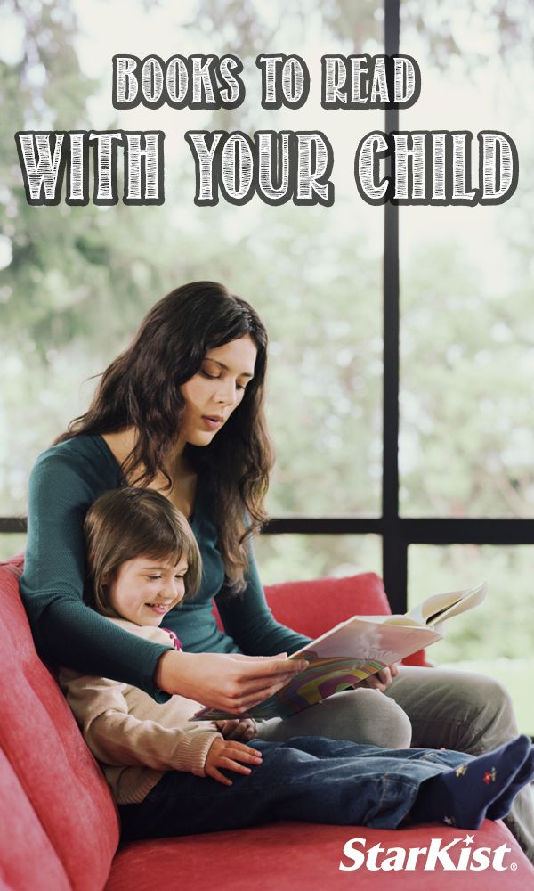 Get your kids ready to go back to school by reading these books together.
