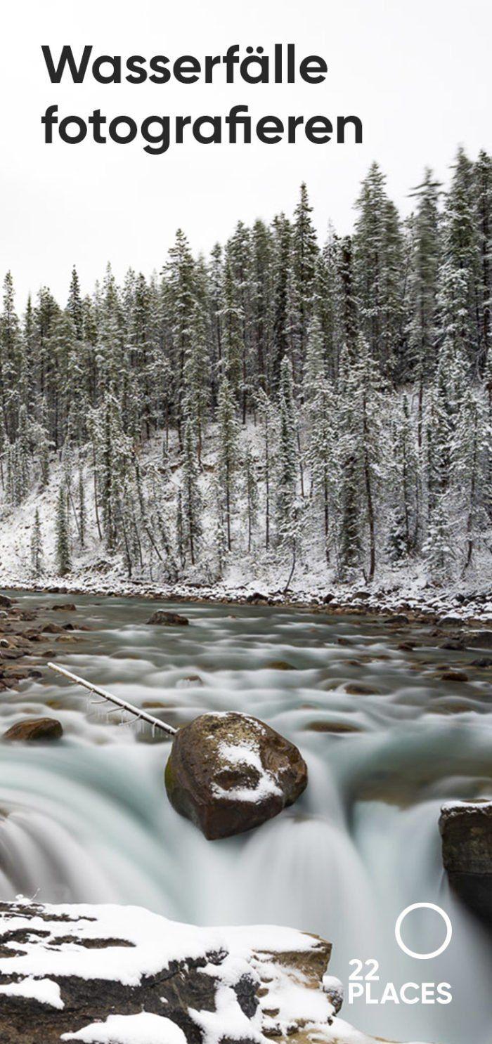 Die besten Tipps um Wasserfälle zu fotografieren – Ursi