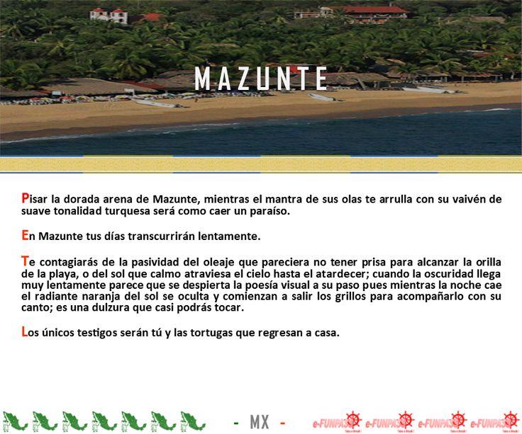 Mazunte Info...