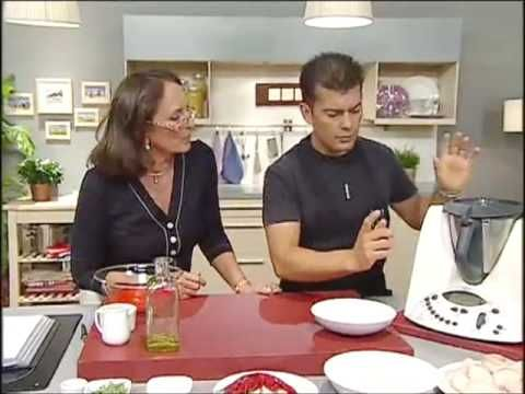 Rape a la Americana - Recetas Thermomix ® TM31 - YouTube