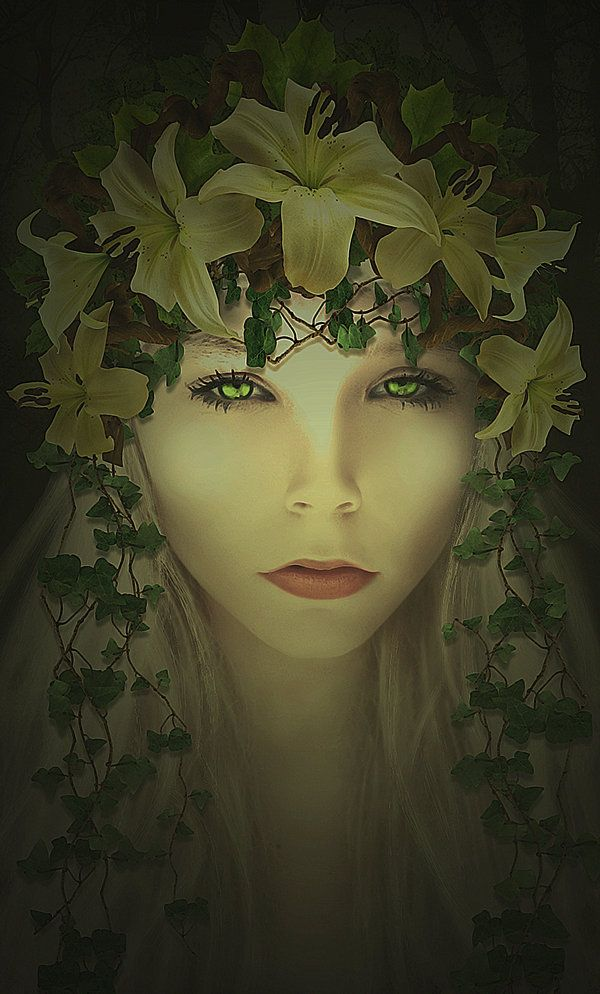 Vila - Any of a class of Slavic dryads, tree-spirits who are exclusively female. They are often vicious and cruel, and have a dire reputation; nevertheless, if one succeeds in approaching a Vila properly, she may be inclined to heal, give advice, reveal treasure, or teach magical and medicinal arts.