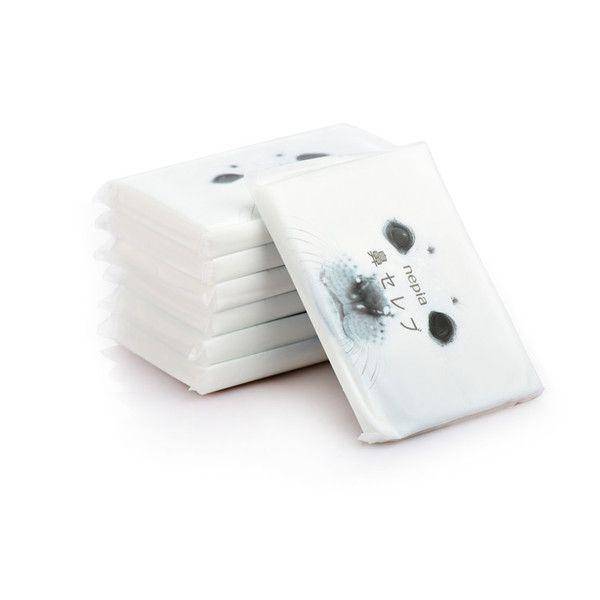 现货日本Nepia妮飘鼻炎纸巾鼻子贵族超软鼻炎纸手帕纸16包装
