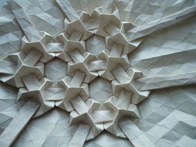 Paper Tessellation by AndreaRusso, via Flickr