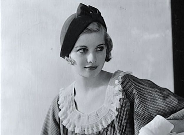 Lucille Ball At 19 Was Incredibly Gorgeous