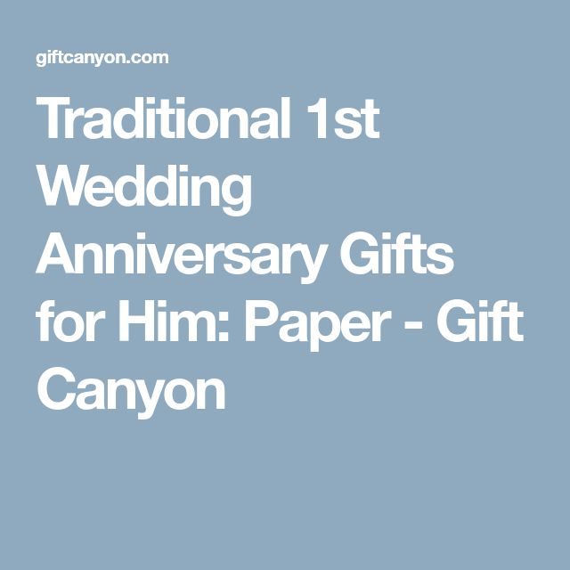 Traditional 1st Wedding Anniversary Gifts: Best 25+ Traditional Anniversary Gifts Ideas On Pinterest