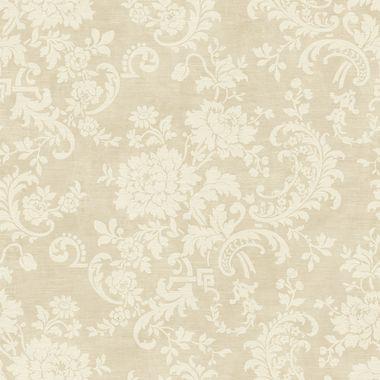 SAPPHIRE OASIS SILK FLORAL JR5738 Wallpaper Wall