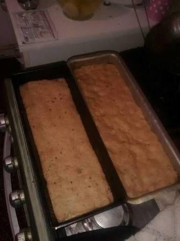 Pan casero de molde con harina integral semillas y salvado de trigo
