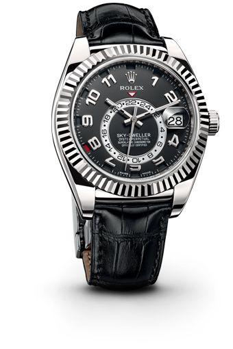 Sky-Dweller.  Hersteller: Rolex. Neuheit in dieser Form: Baselworld 2014?