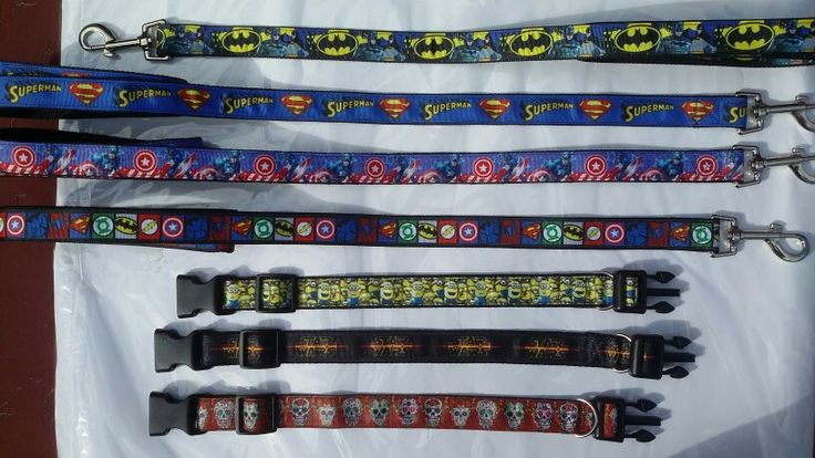 New collars  and leads for sale