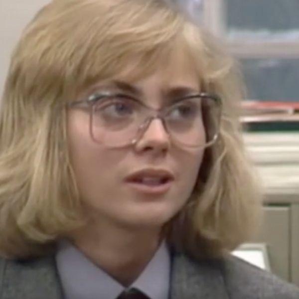Plain Jane Superbrain returns to Neighbours - Annie Jones rejoins the cast