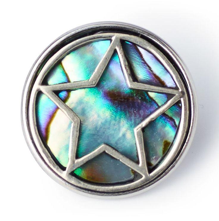 Noosa Amsterdam Chunk - Pentagram (Abalone)