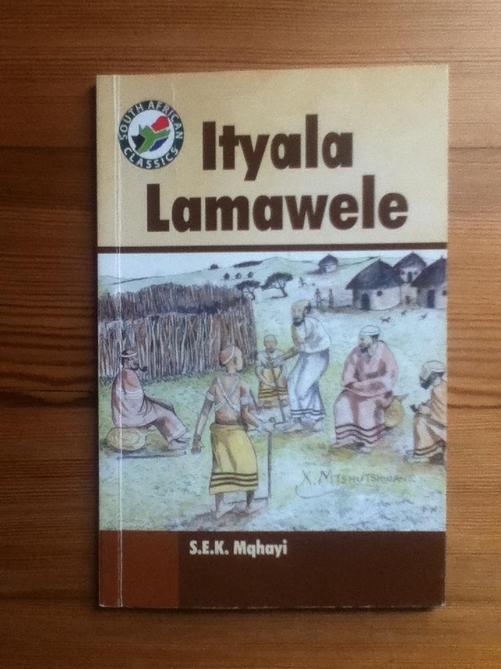Xhosa literature
