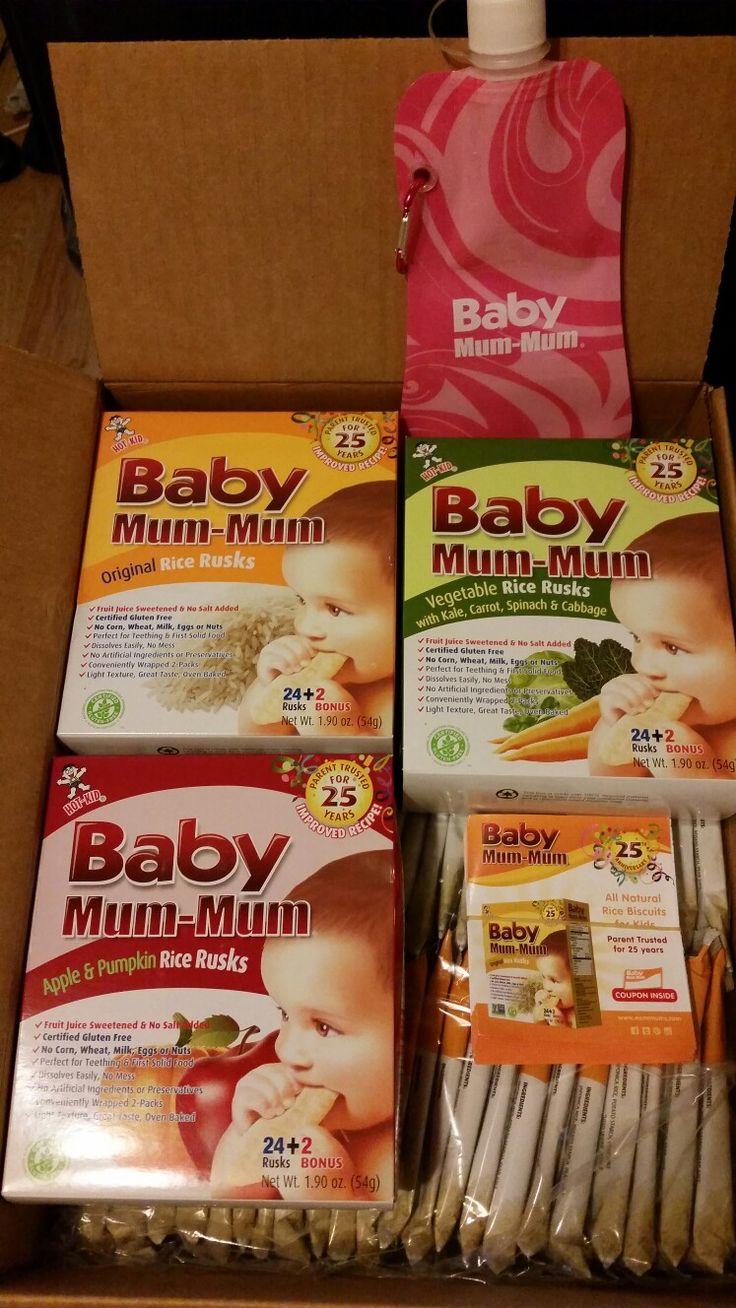 Baby mum-mum #Momsmeet