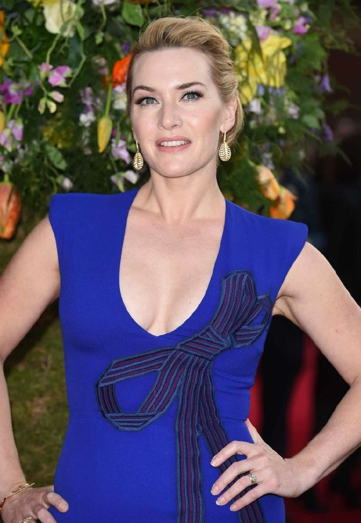 "Kate Winslet - ""A Little Chaos"" Premiere in London : Global Celebrtities (F) FunFunky.com"