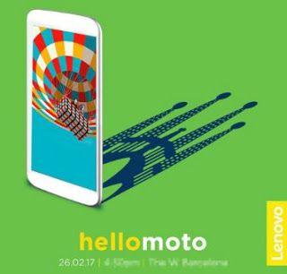 Smartphone Terbaru dari Moto akan di Rilis Pada acara Mobile World Congress 2017