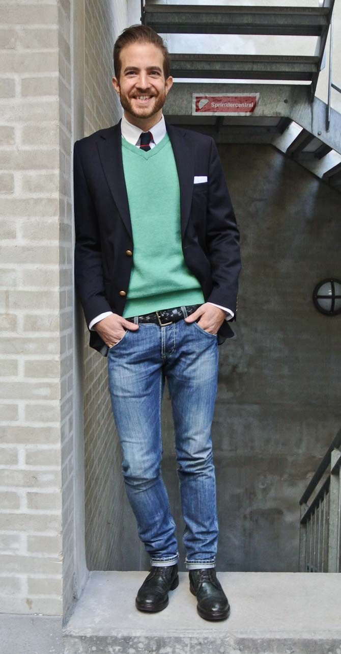 86 best Style images on Pinterest | Men wear, Men\'s clothing and Facts