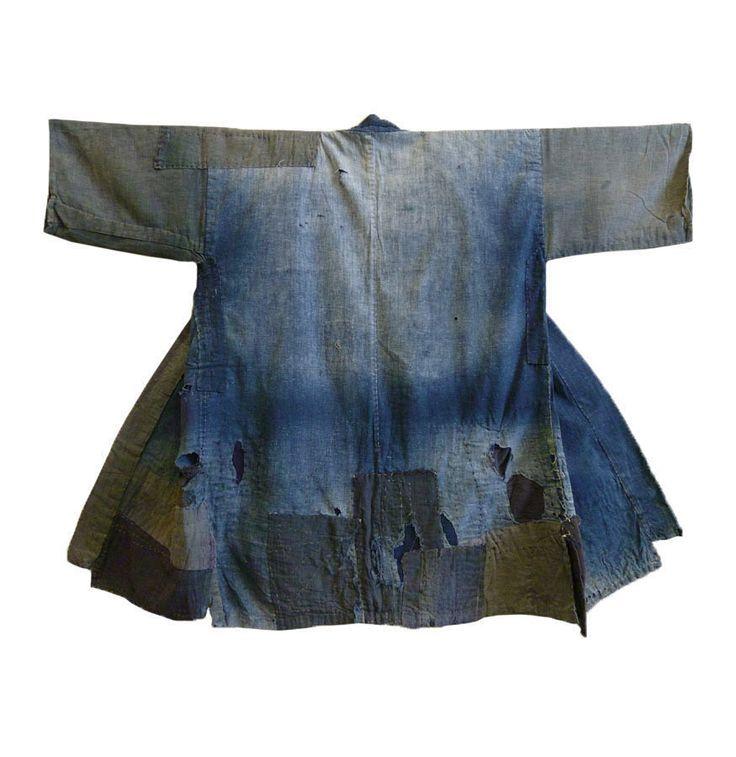1000+ images about boro textiles & indgo on Pinterest ...