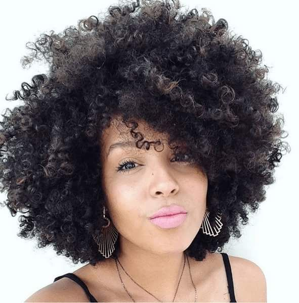 curly natural hair cuts