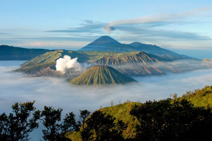 Mount Bromo, Malang, East Java, Indonesia ♥