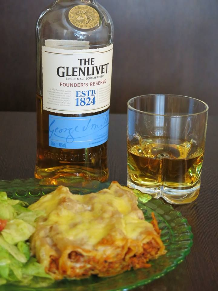 Włoska kuchnia i szkocka whisky? Smakuje wyśmienicie! ‪#‎TheGlenlivet‬ ‪#‎FoundersReserve‬ ‪#‎whisky https://www.facebook.com/photo.php?fbid=922644357824897&set=o.145945315936&type=3&theater