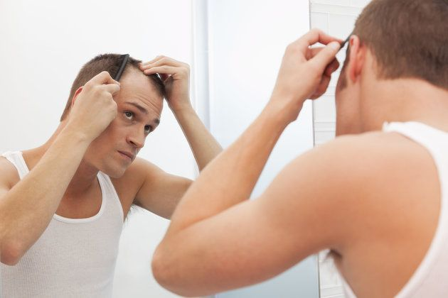 Does Male Baldness Really Skip Generations? Or is it just a scary old-wives' tale?